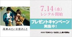 7月14日(水)レンタル開始『花束みたいな恋をした』