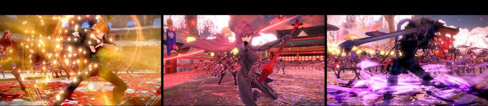 Fate/EXTELLA LINK イメージ画像